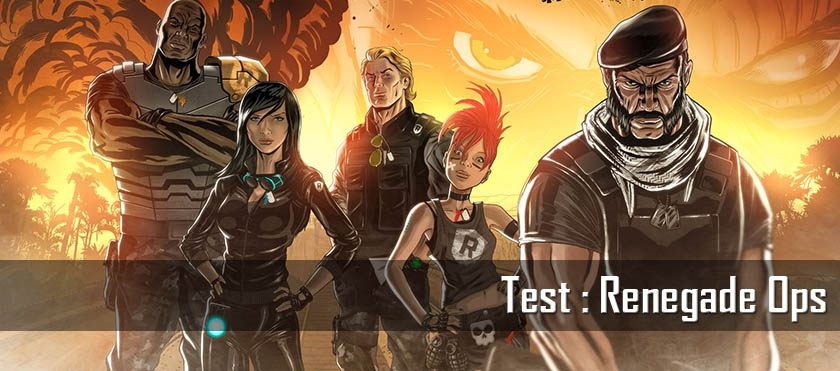 Test : Renegade Ops