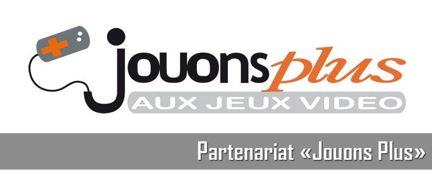 Partenariat «Jouons Plus»