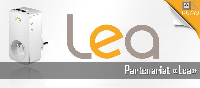 Partenariat «Lea Store»