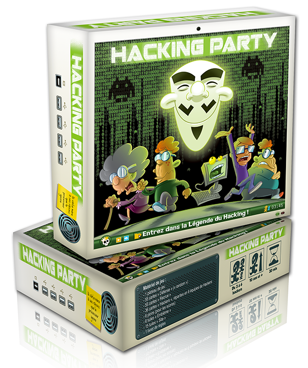 Hacking Party : La Boite