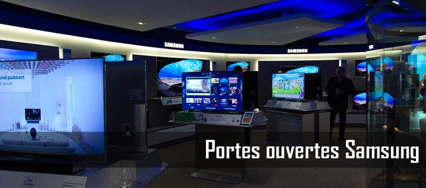 Portes ouvertes Samsung