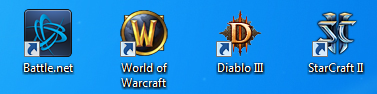 Blizzard : launcher all in one
