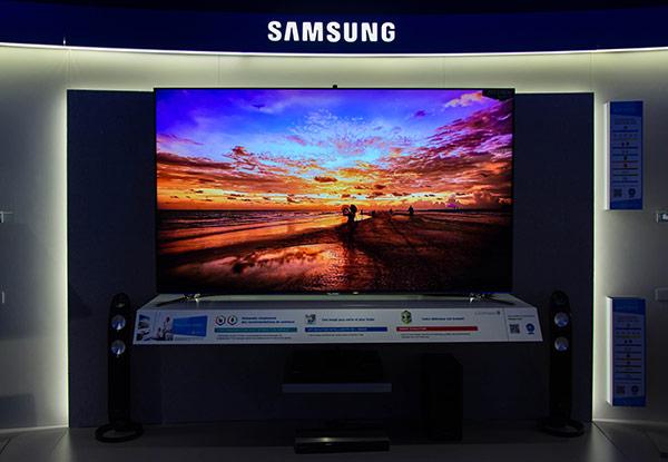 Samsung : TV UHD