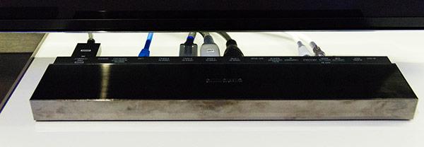 Samsung : Le boitier de traitement UHD