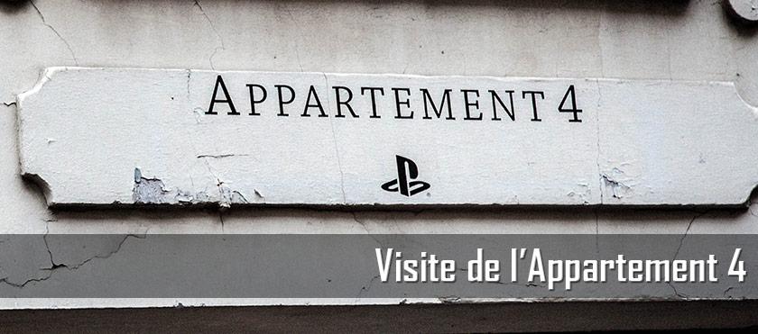 Visite de l'Appartement 4