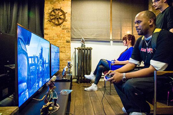 Liryc-sama concentré sur Assassin's Creed 4