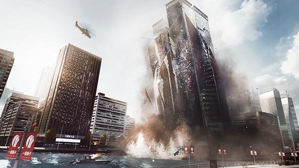 Battlefield 4 : LEVOLUTION