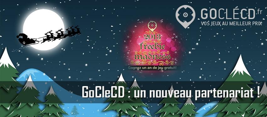 GoCleCD : un nouveau partenariat !