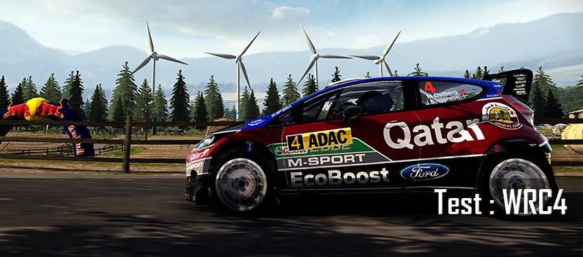 Test : WRC4
