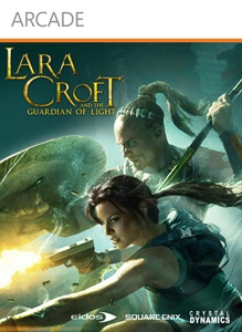 Lara Croft Guardian of Light sur le Xbox Live