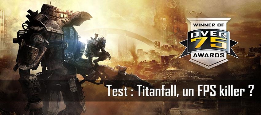 Test : Titanfall, un FPS killer ?