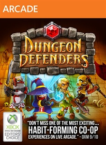 Dungeon Defenders sur le Xbox Live