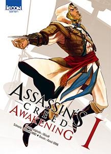Assassin's Creed Awakening aux éditions Ki-Oon