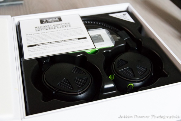 Turtle Beach XO Seven : Package