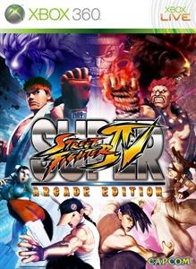 Super Streetfighter 4 Arcade Edition gratuit sur le Xbox Live