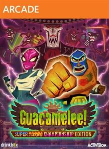 Guacamelee sur le Xbox Live