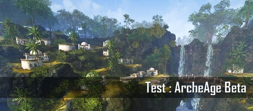 Beta : ArcheAge