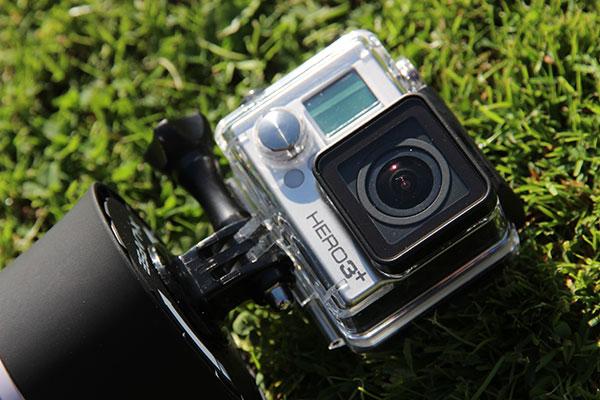 VEHO MUVI X-Lapse : Timelapse machine + GoPro 3