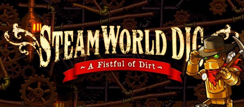 Test : SteamWorld Dig