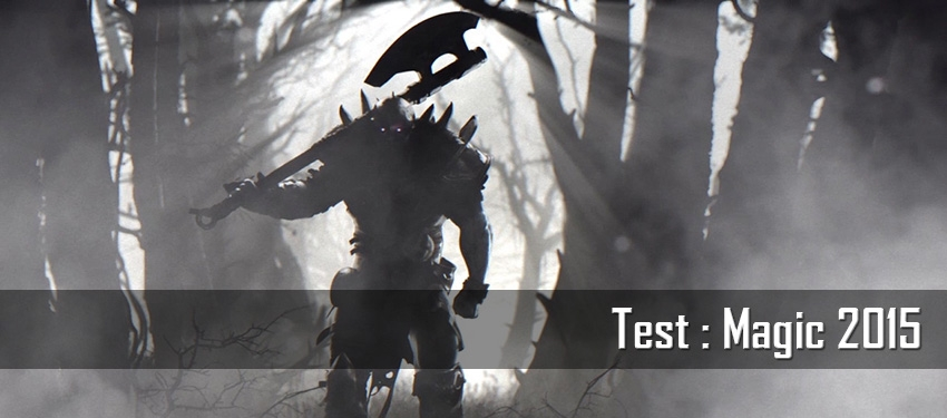 Test : Magic 2015