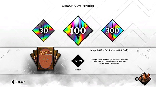 Magic 2015 : Envie de customiser vos cartes ?