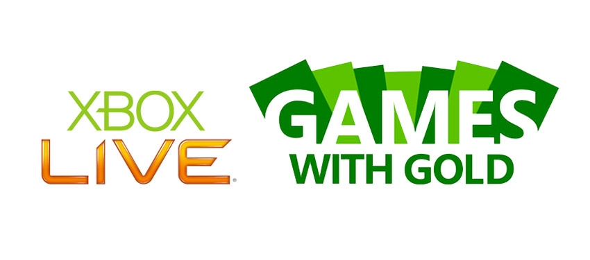 Xbox Live : Games with Gold du 1er Novembre