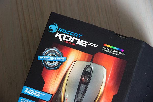 ROCCAT Kone XTD Optical en test !