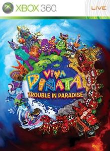 Viva Pinata Trouble In Paradise sur le Xbox Live