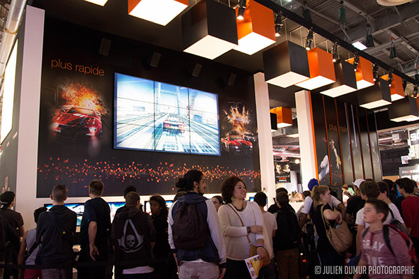 PGW : le stand Orange est complet