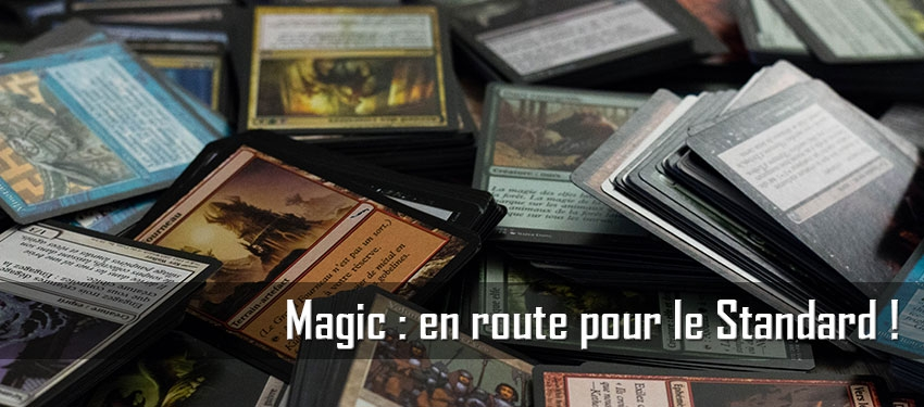 Magic : en route pour le Standard !