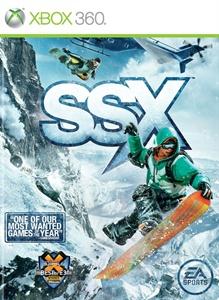 SSX Gratuit sur le Xbox Live