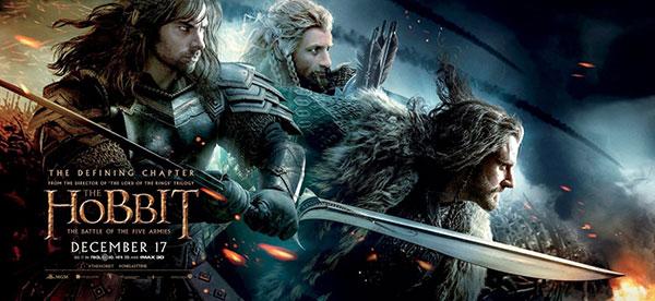Le Hobbit, la bataille des 5 armées