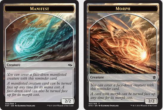 Morph vs Manifest