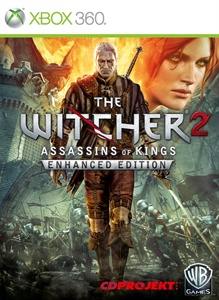 The Witcher 2 sur le Xbox Live
