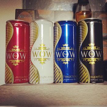 SoWOW Energy Drink