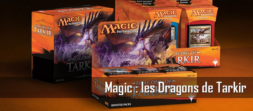 Magic : les Dragons de Tarkir