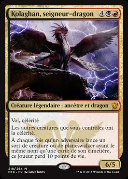 Kolaghan, seigneur dragon