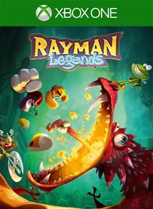Rayman Legends sur le Xbox Live
