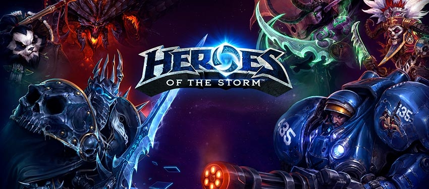 Heroes of the Storm : Les champs de bataille