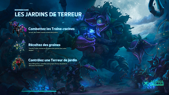 Heroes of the Storm : Les Jardins de Terreur