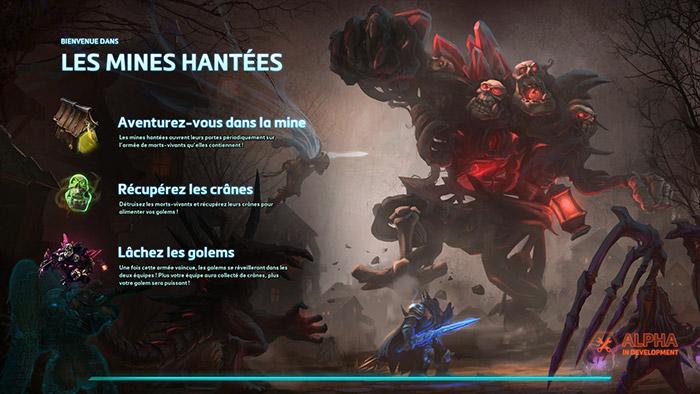 Heroes of the Storm : les Mines Hantées