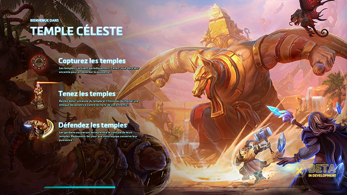 Heroes of the Storm : Temple céleste