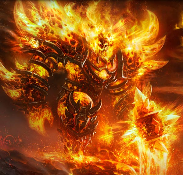 Heroes of the Storm : à quand Ragnaros disponible ?