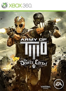 Army of Two le carte du diable