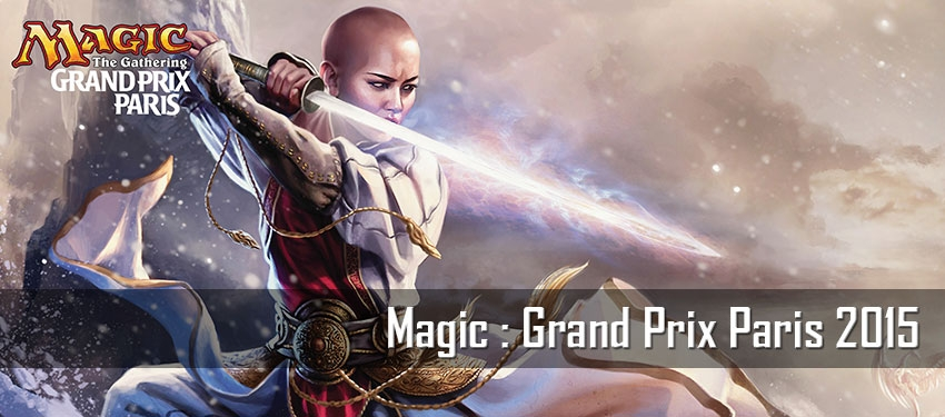 Magic : Grand Prix Paris 2015