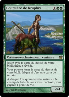 Magic The Gathering : Coursière de Kruphix