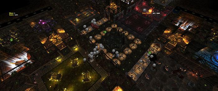 War for the Overworld : des jeux d'ombres et de lumières assez jolis