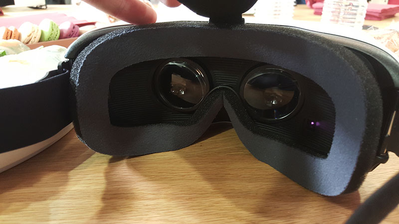 Samsung Galaxy S6 Gear VR