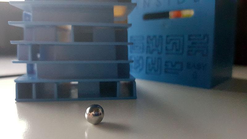 Inside³ : démonter le cube pour récupérer la bille