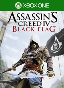 Assassin's Creed Black Flag sur le Xbox Live